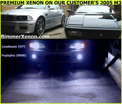 PREMIUM XENON LOWBEAM ON OUR