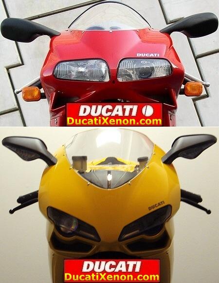 ducati xenon superbike 748, 748s, 916, 955, 996, 996s, 996sps